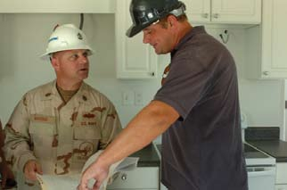 PM-discussing-completion-of-Enlisted-Housing-Project-Guantanamo